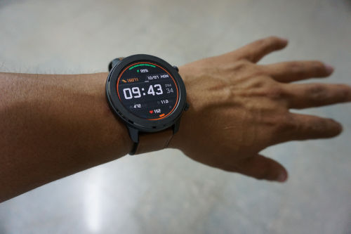 Fitness Horloge
